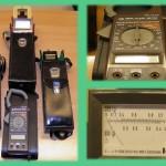 Multiméter, cosfi mérők