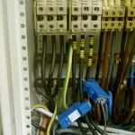 Hálózati analizátoros mérés