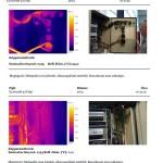 Thermovíziós mérés dokumentum
